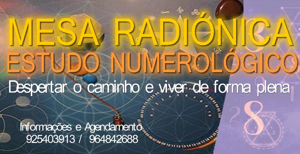 Mesa Radiónica