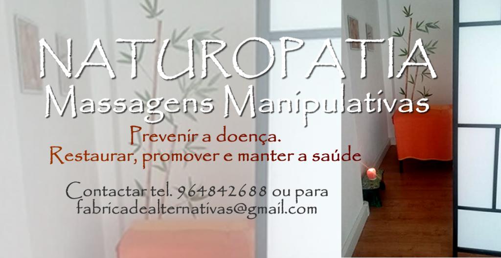 Naturopatia – Massagens terapêuticas