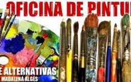 2JUN2014 - Oficina de Pintura