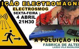 4ABR2014 - Conversa sobre Poluição electromagnética