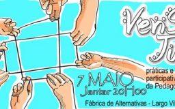 7MAI2014 - VenSer Juntos - Trabalhar em cooperação