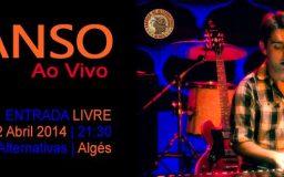 12ABR2014 - Manso AO VIVO