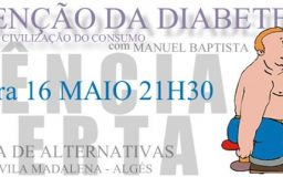 16MAI2014 - CIÊNCIA ABERTA - PREVENÇÃO DOS DIABETES