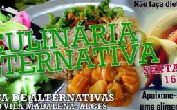 30MAI2014 - OFICINA DE CULINÁRIA ALTERNATIVA