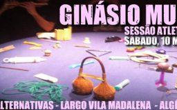 10MAI2014 - Ginásio Musical - Sessão atletico-musical