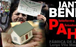 31MAI2014 - Jantar/Debate benefit pelo direito à habitação