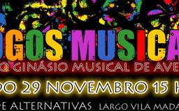 29NOV2014 - Ginásio Musical - Jogos com Música