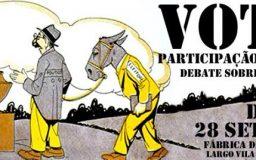 28SET2014 - Voto: Participação ou engodo