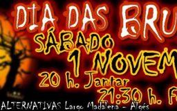 1NOV2014 - Dia Das Bruxas ... jantar e festa