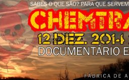 12DEZ2014 - Chemtrails - Andamos a ser envenenados?