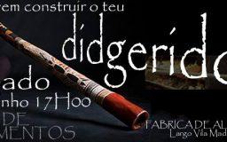 21JUN2014 - Vamos fazer um Didjeridoo