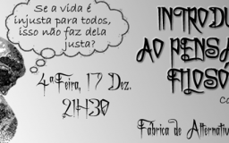 17DEZ2014 - Introdução à Filosofia
