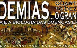 10DEZ2014 - Ciência Aberta Epidemias- o Grande medo