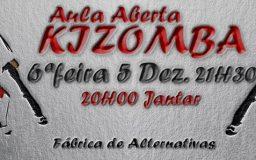 5DEZ2014 - Aula Aberta de KIZOMBA