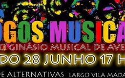 28JUN2014 - Ginásio Musical - Jogos com sons