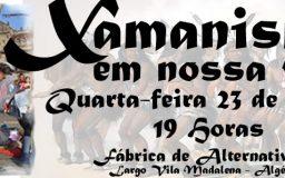 23JUL2014 - Xamanismo, em nossa vida
