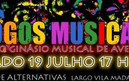 19JUL2014 - Ginásio Musical - Jogos com Sons