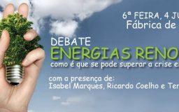 4JUL2014 - Ciência Aberta - Energias Renováveis