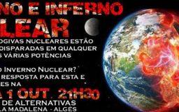 1OUT2014 - Ciência Aberta - Inverno e Inferno Nuclear
