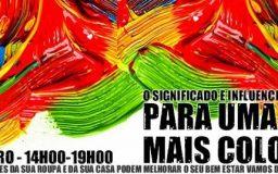 21SET2014 - PARA UMA VIDA MAIS COLORIDA!!