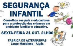 31OUT2014 - SEGURANÇA INFANTIL