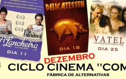 DEZ2014 - Ciclo de Cinema