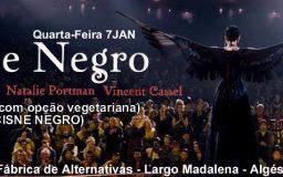 7JAN2015 - Jantar e filme ( Cisne Negro)