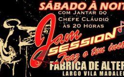 21SET2014 - JAM SESSION .... vem tocar connosco