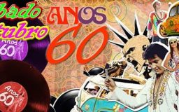 8OUT2016 - Festa dos anos 60