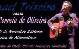 5NOV2016 - Manuel Teixeira canta Adriano