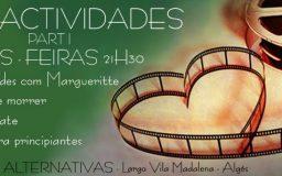 Ciclo de Cinema - Março 2014 - Actividades da Fábrica