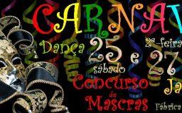 25 e 27 FEV2017 - Carnaval