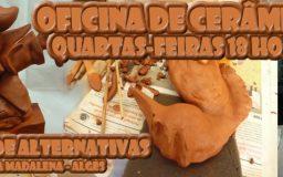 26FEV2014  - Oficina de cerâmica