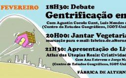 11FEV2017 - Gentrificação em Algés?