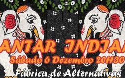 6DEZ2014 - Jantar Indiano