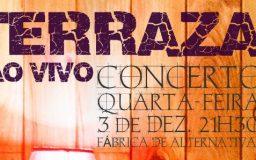 3DEZ2014 - TERRAZA - Concerto ao vivo