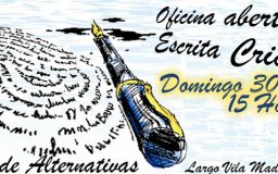 2JUN2014 - Oficina Aberta de Escrita Criativa