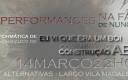 14MAR2014 - Performances de Nuno Bastos