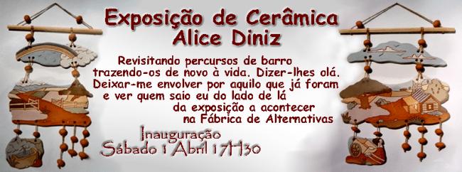 ABR2017 - Exposição de Cerâmica de Alice Diniz