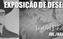 JUL/AGO 2016 - Desenhos de Isabel Pedro