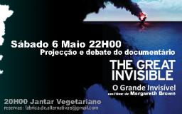 6MAI2017 - O Grande Invisível (The great invisible)