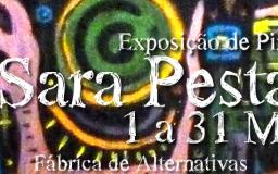 MAR2016 - Pintura de Sara Pestana