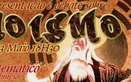13MAI2017 - Apresentação e debate sobre Taoísmo