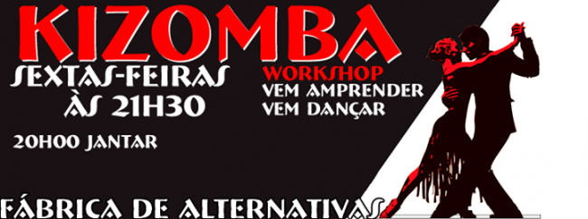 27FEV2015 - Workshop de KIZOMBA