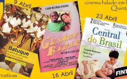 ABR 2015- Cinema - Abril - cinema falado em lingua portuguesa