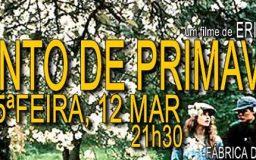 12MAR2015 - CINEMA - Conto de Primavera (Conte de printemps)