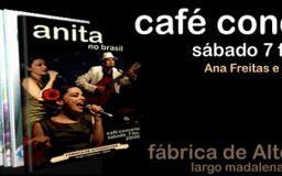 7FEV2015 - Anita no Brasil - Café Concerto