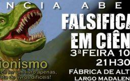 10FEV2015 - Ciência Aberta - «Falsificação em Ciência»
