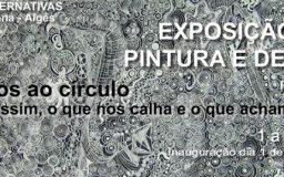 MAI2015 - EXPOSIÇÃO DE PINTURA E DESENHO de Paulo Rouxinol