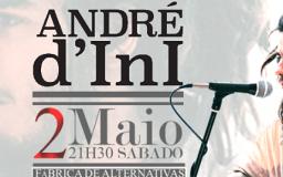 2MAI2015 - André D'InI ao Vivo